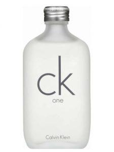 Calvin klein one perfume hombre