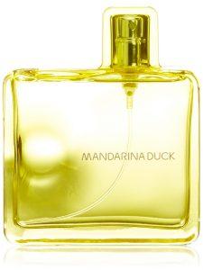 Mandarina duck perfume hombre naranja