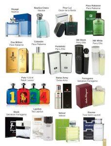 Marcas de perfumes franceses para hombre