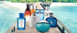 Mejores perfumes acuaticos hombre