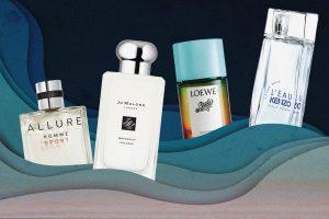 Perfumes marinos hombre