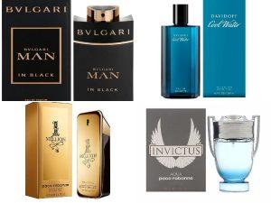 Perfumes para hombre con olor a cuero