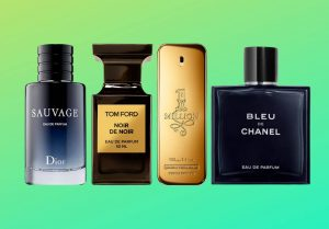 Perfumes para hombres adolescentes