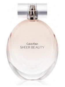 Sheer beauty calvin perfumes 24 horas
